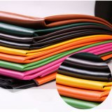 Colorful Synthetic Leather for PU Pants Jackies (HST389)