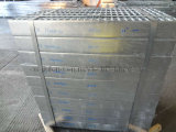 Plain, Close End, Hot-DIP Galvanized Steel Grating (JG1008/40/100)