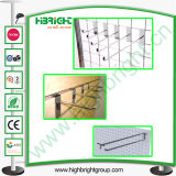 Metal Slatwall Hook and Store Fixtures