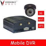 4CH HDD Mobile DVR /Car DVR Video Recorder/Car GPS Navigation