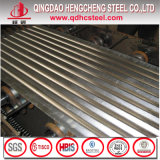 SGCC Hot Dipped Zinc Coated Corrugated Sheet