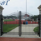 Long Time Guarantee Wrought Iron Gate Price / Driveway Gate, Ornamental Gates