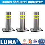 Safety System Fixed Bollard for Gate or Road Barrier