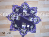 Purpule Christmas Table Cover St201