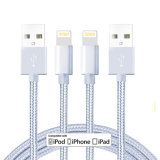 2017 Nylon Braided Lightning Cable for iPhone 7