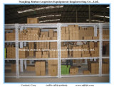 Selective Light Duty Display Racking for Warehouse Storage System