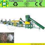 Experienced Designed Woven Bag Recycling Line for PE PP Film Bag Foil Sheet