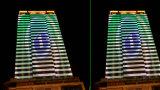 Strip LED Light LED Curtain Windows Grille LED Video Wall