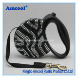 Bling Lighted Retractable Dog Leash for Wholesale