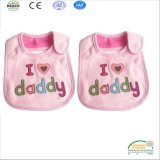Wholesale Full Cotton Comfortable Baby Bib