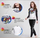 Sunscreen Lycra Long Sleeve Women's Swimwear&Sportwear (CL730)