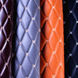 Embroidered Artificial Synthetic PVC PU Leather for Sofa/Car Seat/Door/Bag/Garment/Wall /Furniture
