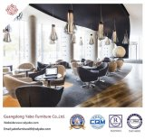 Restaurant Furniture with Fabric Restaurant Sofa Set (New C)