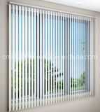 Interior Decoration 89mm Fabric Vertical Window Blind