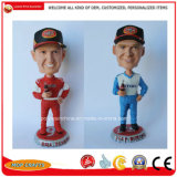 Polyresin Sport Bobble Head Doll for Promotional Souvenir Gifts