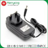 Ce BS Certified UK 24V 1.5A AC DC Switching Power Supply