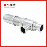 Stainless Steel Sanitary Tri Clamp Pressure Relief Valves