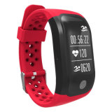 S908 Waterproof IP68 GPS Bracelet G-Sensor Heart Rate Monitor Sports Smart Watch