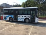 7.7 Meter Length G Type Public Transport CNG Powered Bus