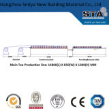 China Manufacturer Product Full-Automation Ceiling T Grid Roll Forming Machine
