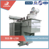 Fully-Sealed Oil-Immersed 10kv Energy Saving Power Transformer