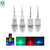 Deep Water LED Fishing Lure Light, Flashlight Collection Fish Lamp with Hook