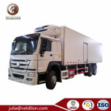 High Quality 6X4 Refrigerator Truck HOWO Reefer Truck Good Price Sinotruk Mobile Cold Room