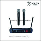 Professional UHF Microphone with 2channels 2mics