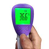 Non Contact Body Temperature Forehead Fever Medical Digital Infrared Thermometer