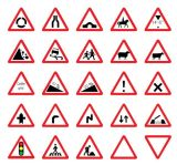 Wholesale Triangle Traffic Signs Price Road Construction Signs