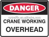 Optraffic Customize Plastic Printed Do Not Enter Danger Sign for Safety Warning