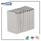 Cheap Strong N45 20*20*3mm Block Neodymium Magnet NdFeB Wholesale