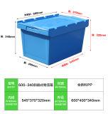 Plastic Foldable Box for Storage and Logistics, Foldable Plastic Crate, Folding Turnover Box, Plastic Moving Box