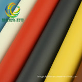 Manufacturers Synthetic Leather PVC Leather Stock for Making Bags (8018#)
