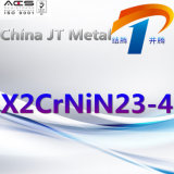 X2crnin23-4 Stainless Steel Plate Pipe Bar, China Supplier