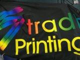 Digital High Resolution Custom Fabric Vinyl Polyester Banner Printing