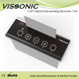Automatic Detection Embedded Meeting Room Microphone System 5 Voting Buttons