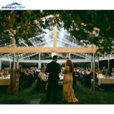 China Clear Waterproof PVC Transparent Marquee Tent for Outdoor Wedding