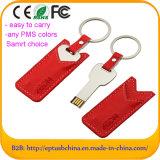 Leather USB Memory Stick Flash Pen Drive 16GB USB Key (EL004)