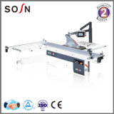 PLC Control Precision Sliding Table Panel Saw for Wood Cutting