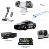 150m Infrared 20X Zoom 4.0MP HD IP Car Camera System