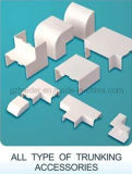 PVC Trunking Fitting, PVC Cable Trunking Accessory