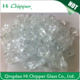 Crystal Tempered Fire Pit Glass Chips