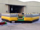 Inflatable Toys, Sports and Interactive Games, Rodeo Bull Play Court