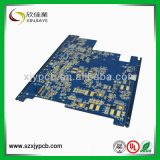 OSP Blue Color Solder Mask Rigid PCB Board