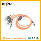 SC/PC Fiber Optic Patch Cable MPO Optic Fiber Patch Cords
