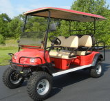 Electric Lifted Cart, 6 Seats, Eg2040asz, CE Approved