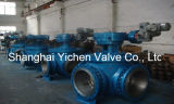 Electric Four Ways Ball Valve (YCQ946)