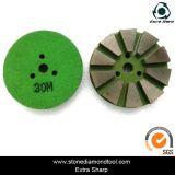10 Segments Diamond Grinding Wheel Disc for Concrete