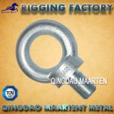 Metric Thread Galvanized DIN580 Eye Bolt